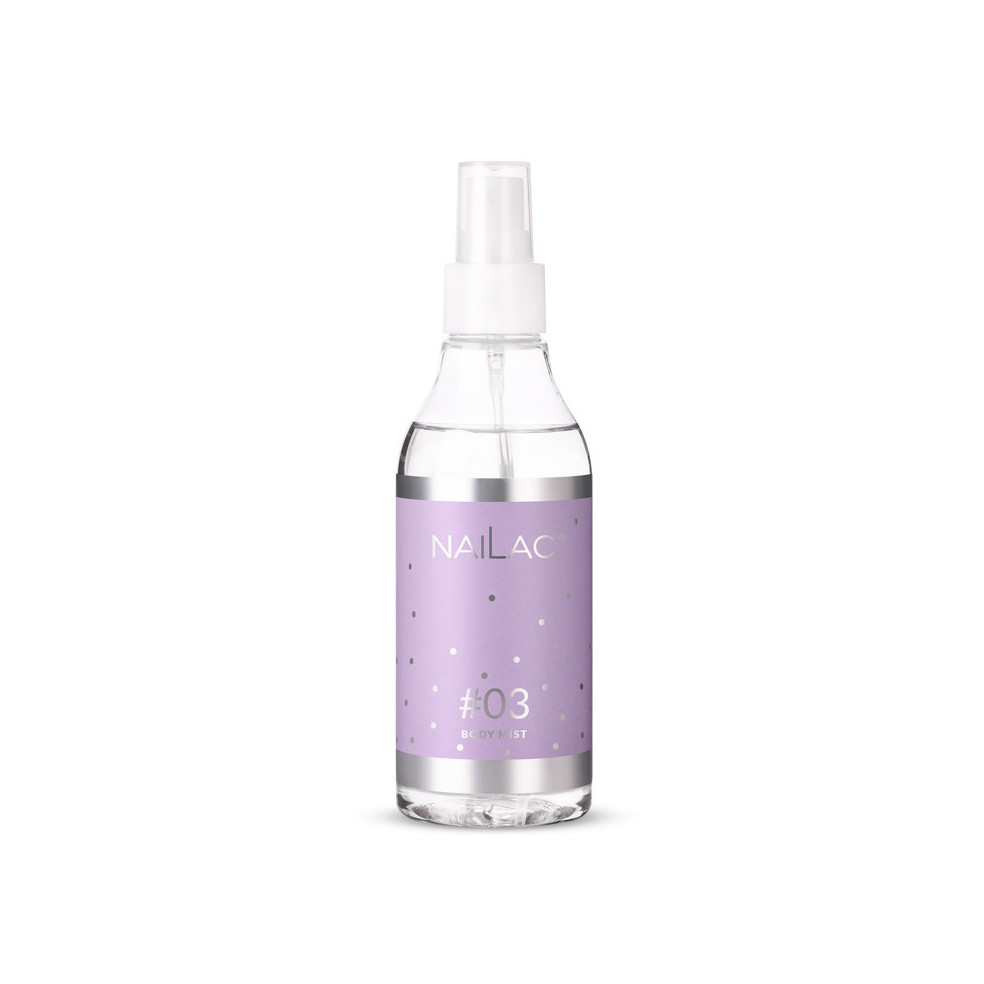 Mist NaiLac #03 Perfume Body Mist 200ml