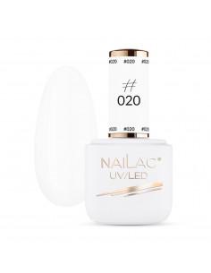 #020 Hybrid polish NaiLac 7ml