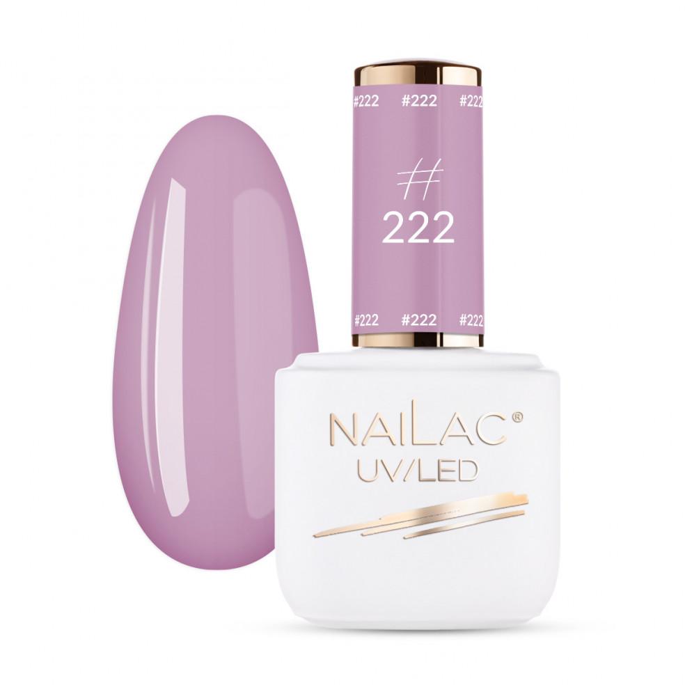 #222 Hybrid polish NaiLac 7ml