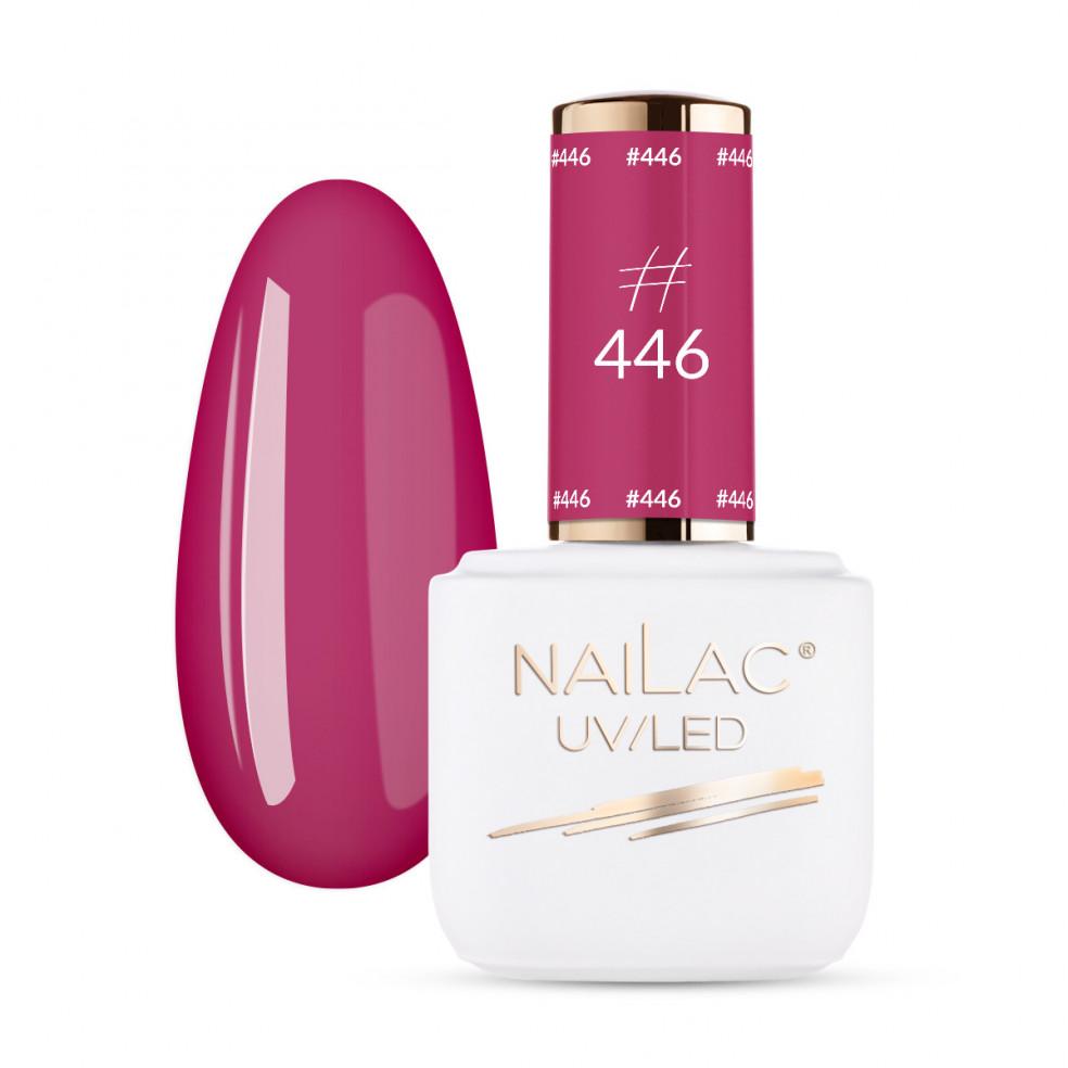 #446 Hybrid polish NaiLac 7ml