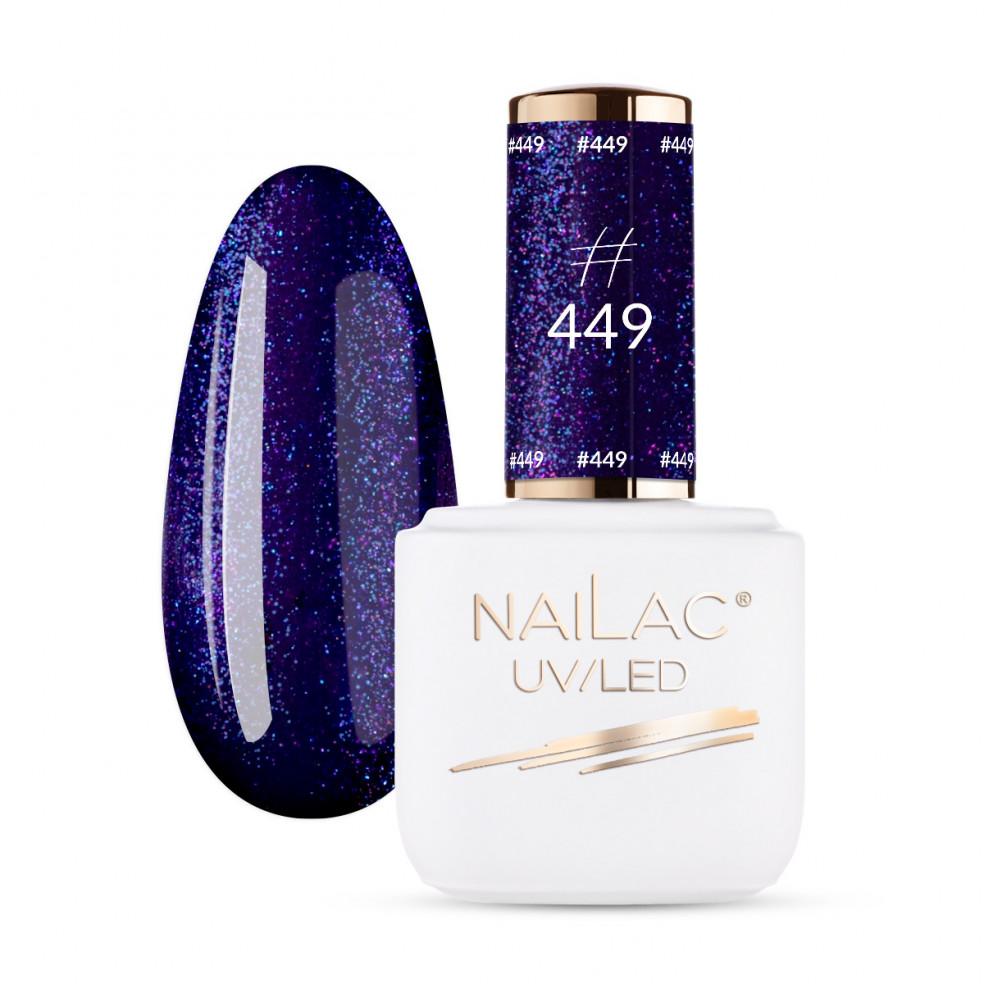 #449 Hybrid polish NaiLac 7ml