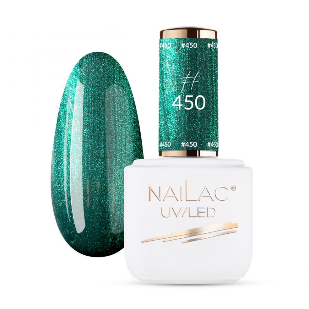 #450 Hybrid polish NaiLac 7ml