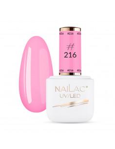 #216 Hybrid polish NaiLac 7ml