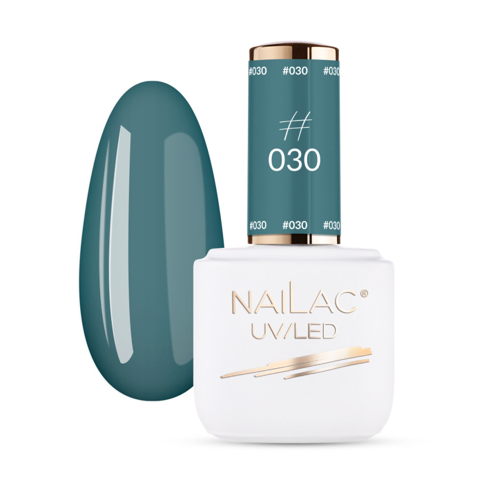 #030 Hybrid polish NaiLac 7ml