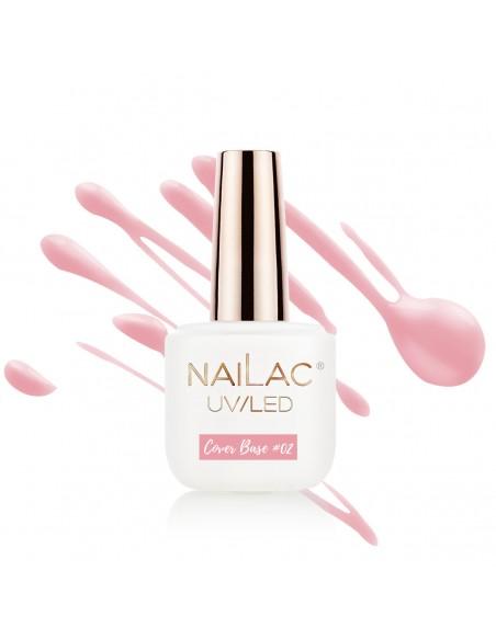 Cover Base #02 NaiLac 7ml